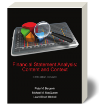 Cover for Financial Statement Analysis: Content and Context 1