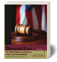 Cover for Business Law: Its Global Impacts on Business, Ethics and Sustainability 5