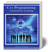 Cover for C++ Programming: Constructive Learning 2