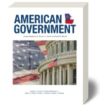 Cover for Understanding American Government 6