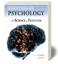 Essentials of Psychology: The Science of Behavior 6e