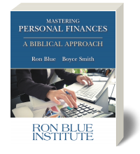 Mastering Personal Finances: A Biblical Approach 1e - Textbook