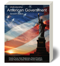 Cover for Understanding American Government 7