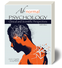 Abnormal Psychology: Clinical and Scientific Perspectives  6e - LabBook+