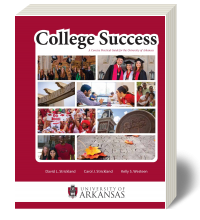 College Success: A Concise Practical Guide for the University of Arkansas  8e - Loose-Leaf