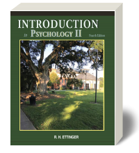 Cover for Introduction to Psychology II 4