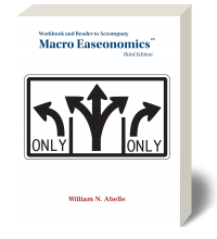 Cover for MacroEaseonomics Course Packet 3