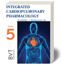 Integrated Cardiopulmonary Pharmacology  5e - Soft Cover