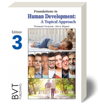 Foundations in Human Development: A Topical Approach 3e - TEXTBOOK-Plus Edition (Loose-Leaf)