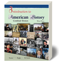 Introduction to American History Combined 9e (1104) - Textbook+ (12-months)