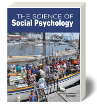 Cover for The Science of Social Psychology 1