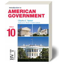 Introduction to American Government 10e