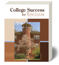 Cover for College Success for Tusculum University 2