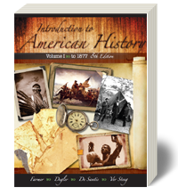 Introduction to American History Volume 1 8e - TEXTBOOK-Plus Edition (Loose-Leaf)