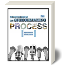 Introduction to the Speechmaking Process 14 - Soft Cover Textbook