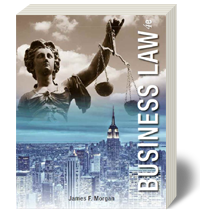 Cover for Business Law 4