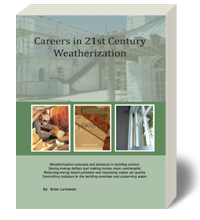 Cover for Careers in 21st Century Weatherization 1