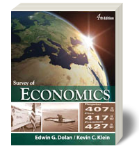 Survey of Economics 4 - Study Guide