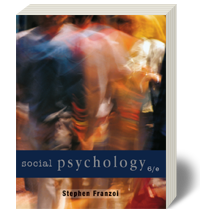 Cover for Social Psychology 6