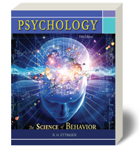 Psychology: The Science of Behavior 5e - Soft Cover Textbook