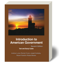Understanding American Government American Government 7e - BVTComplete