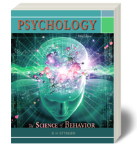 Essentials of Psychology: The Science of Behavior 5e - LabBook+  (6-months)