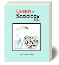 Essentials of Sociology 6e - LabBook+  (6-months)