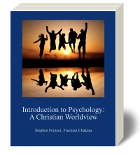 Cover for Introduction to Psychology: A Christian Worldview 1