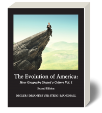 The Evolution of America: How Geography Shaped a Culture Vol. 1 - eBook+ (6-months)