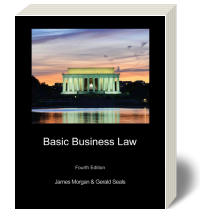 Cover for Basic Business Law 4