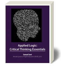 Cover for Applied Logic: Critical Thinking Essentials 1