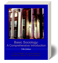 Cover for Basic Sociology - A Comprehensive Introduction 5