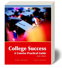 College Success: A Concise Practical Guide 6e - Textbook