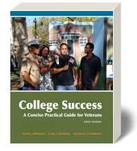Cover for College Success: A Concise Practical Guide for Veterans 6