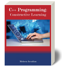 Cover for C++ Programming: Constructive Learning 1