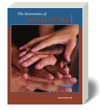 Cover for The Economics of Social Issues 1