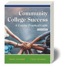 Community College Success: A Concise Practical Guide 7e - Textbook