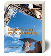 Cover for Learning Strategies for College and Career 3